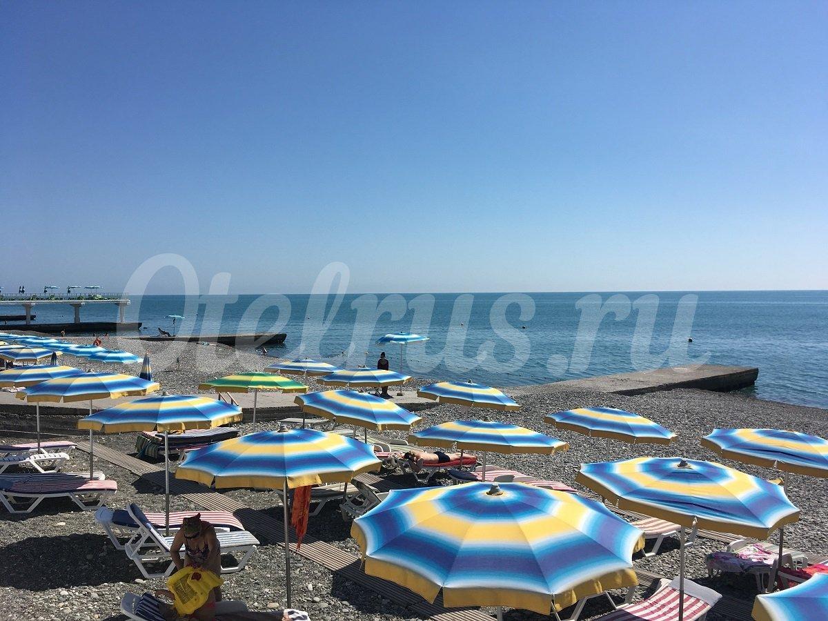Санаторий южное взморье пляж фото