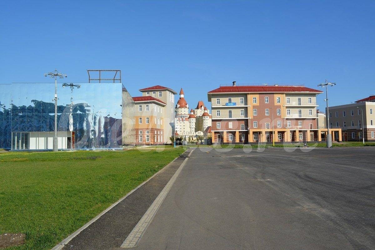Гостиницы около олимпийского парка адлер
