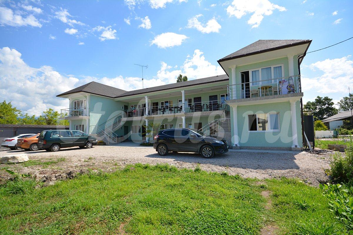 Купить дом в цандрипш абхазия