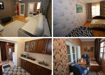 2-комнатная квартира в Цандрипше