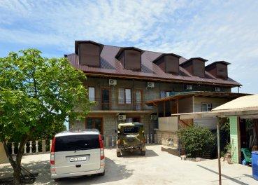 Гостевой дом Минаса и Алины