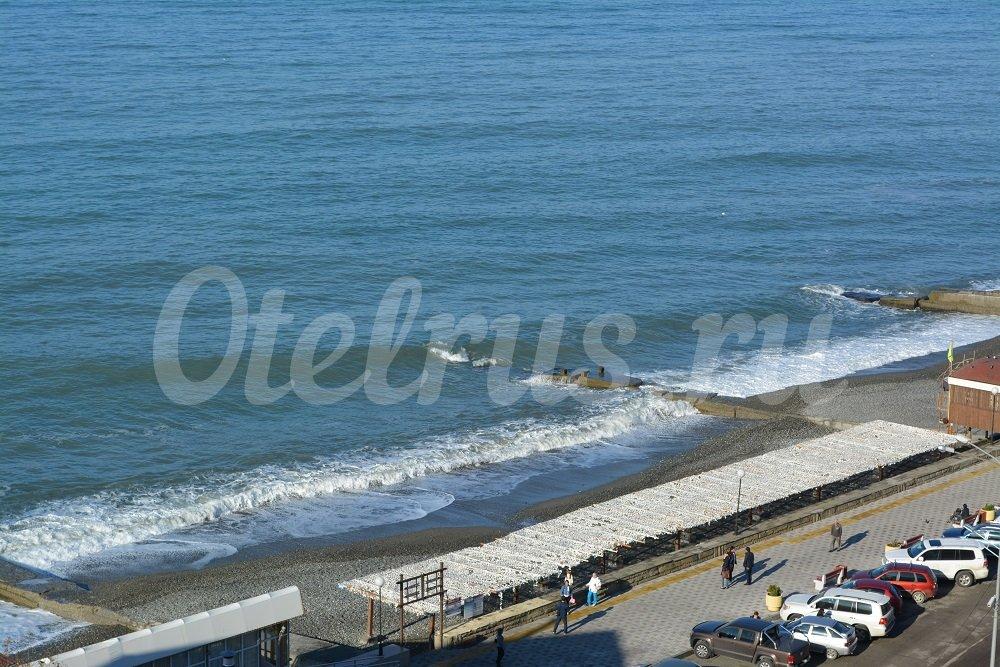 Пляж мандарин адлера фото