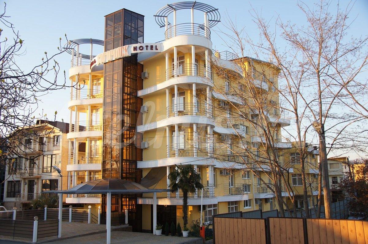 адлер мини гостиница гавань: