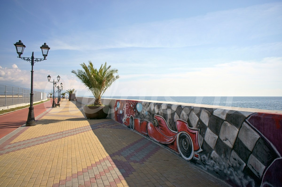 Гостиницы в сочи возле моря