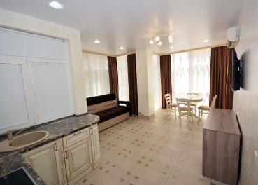 1-комнатная квартира на Нижнеимеретинской