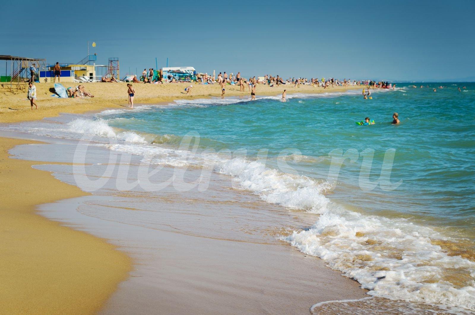 Геленджик пляжи фото отзывы