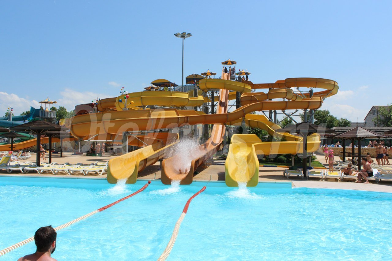 Аквапарки анапы золотой пляж фото