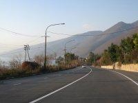 В Абхазии адски хорошие дороги!