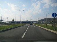 АКПП Псоу со стороны Абхазии