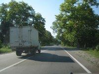 Автомоибльное перестановка во Абхазии