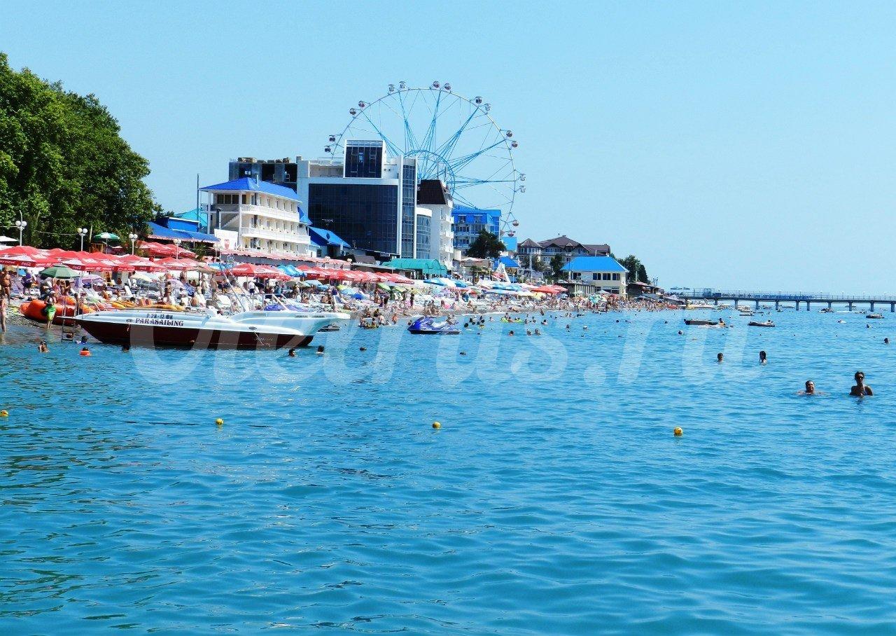 Веб-камеры Лазаревского онлайн: набережная, море, пляж 45