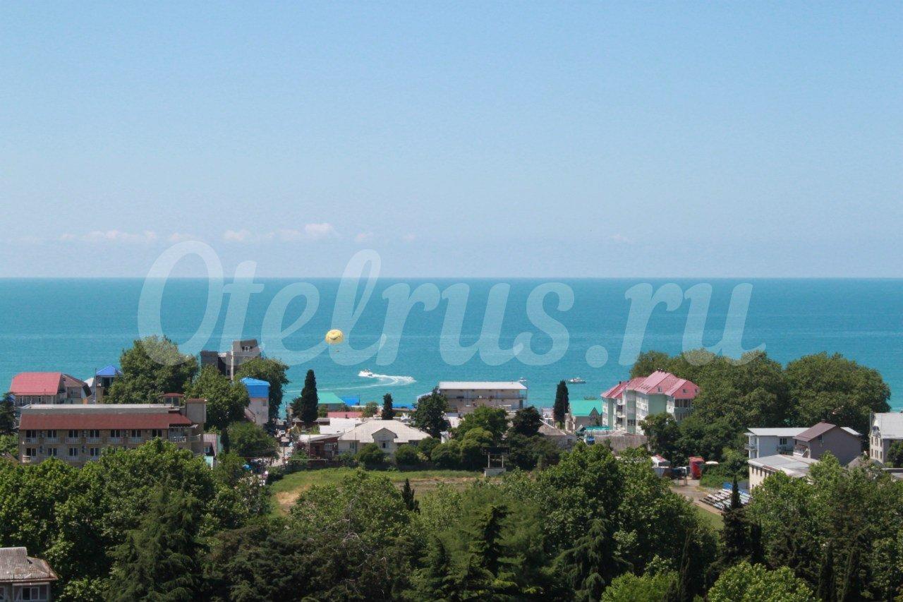 Лазаревское пляжи и набережная фото