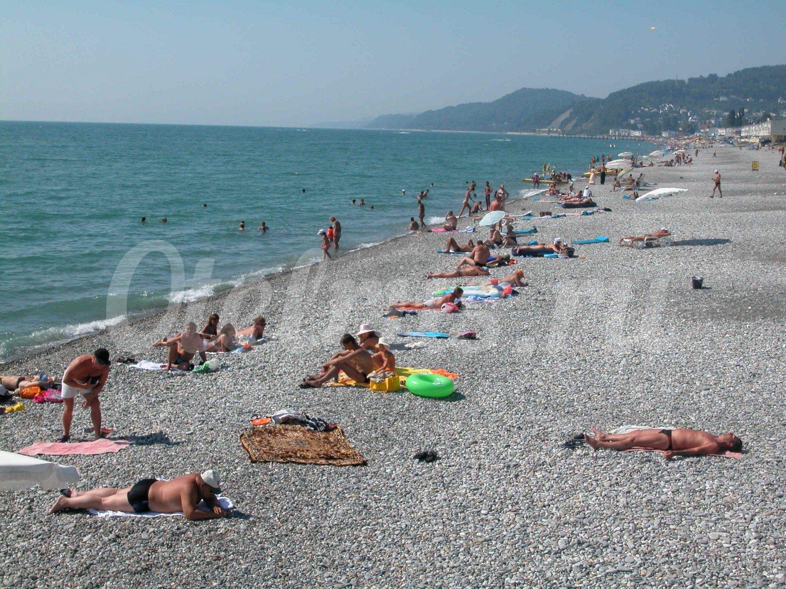 Лоо фото города и пляжа 2018